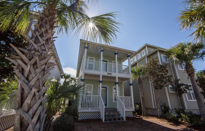 Key Lime from the Front - KEY LIME COTTAGE - Santa Rosa Beach - rentals