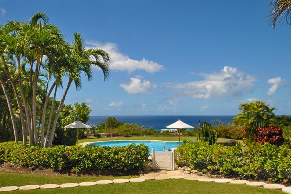 This villa, built and decorated to a standard beyond perfection, is set amongst lush, exquisitely landscaped gardens. Breathtaking views from every window. RL FLA - Image 1 - Barbados - rentals