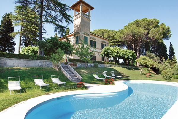 Ideally positioned property for daytrips to Florence, Pisa, Siena and Lucca. HII BEL - Image 1 - Tuscany - rentals