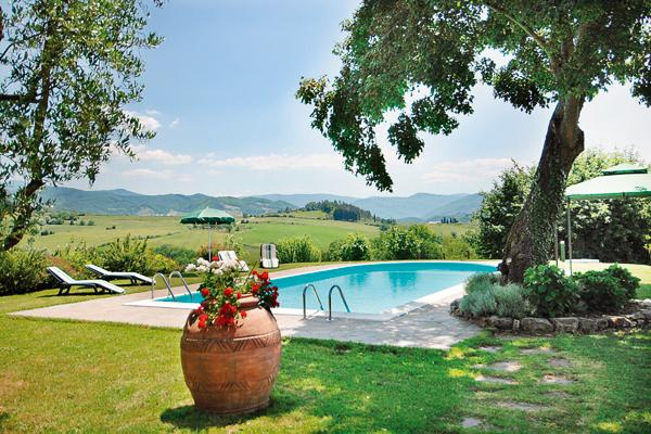 Converted historic farmhouse, atop a hill in Tuscany near Florence. HII GIO - Image 1 - Florence - rentals