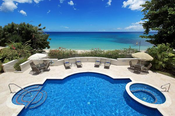 This luxurious, stylishly furnished beachfront property is the perfect place to escape the world. RL FOS - Image 1 - Barbados - rentals