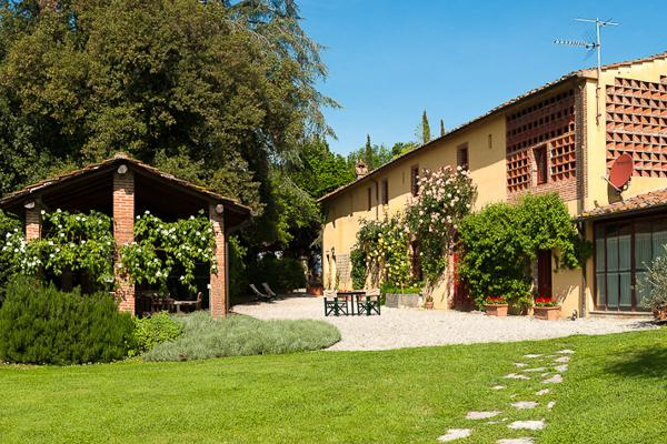Mansi Bernardini estate villa in the hills of Segromigno. SAL MAR - Image 1 - Lucca - rentals