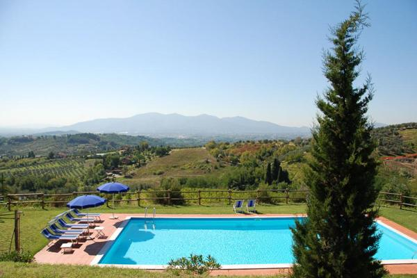 Situated on the slopes of the Luccan hills overlooking an ancient borgo. SAL FUB - Image 1 - Lucca - rentals
