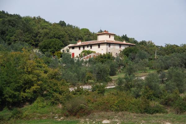 Huge, panoramic property overlooking the hills of Florence and a small lake. SAL RIC - Image 1 - Florence - rentals