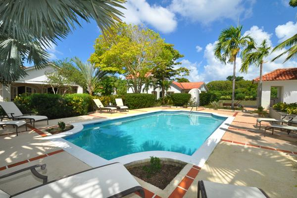 Located at the corner of the Holders Polo Field, this villa also contains a 1-bedroom cottage. RL BTC - Image 1 - Barbados - rentals