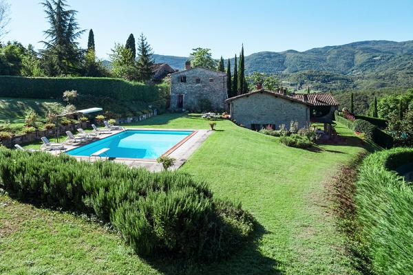 Stone cottage dating back to the Middle Ages- recently restored. HII VIS - Image 1 - Florence - rentals