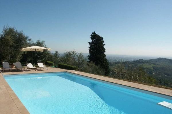 Villa in the Luccan countryside in an area famous for wine. SAL ROC - Image 1 - Lucca - rentals