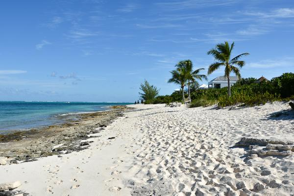 On the westward side of Grace Bay Beach, find swimming access a 5 minute stroll from the property. TNC HOO - Image 1 - Leeward - rentals