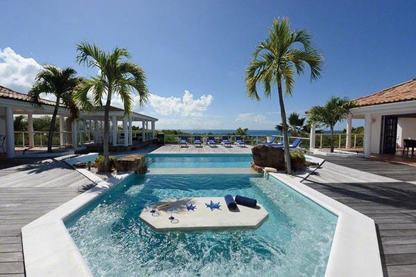 Enjoy views of the Ocean and Saba. C FON - Image 1 - Terres Basses - rentals