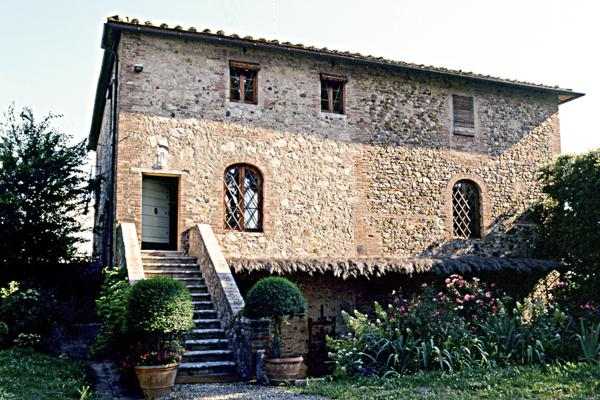 10 min drive from Siena, Tuscany. BRV LUN - Image 1 - Siena - rentals