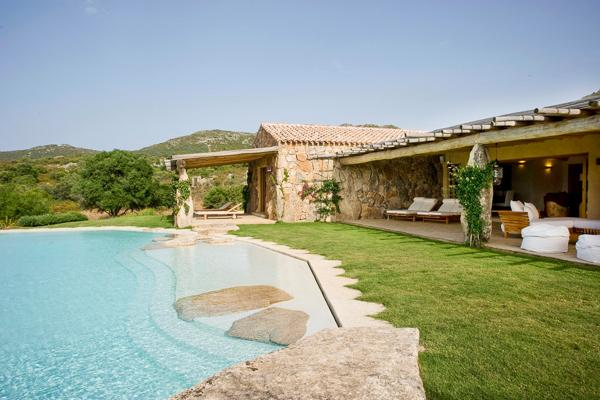 A large villa with sweeping views of the Italian countryside. HII CDA - Image 1 - Sardinia - rentals