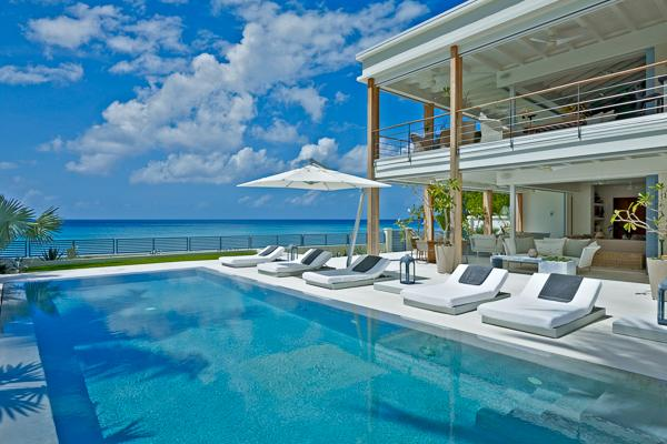 Totally exclusive beachfront villa on Barbados' west coast. WCV DRM - Image 1 - The Garden - rentals