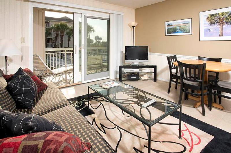 Breakers 119 - Image 1 - Hilton Head - rentals