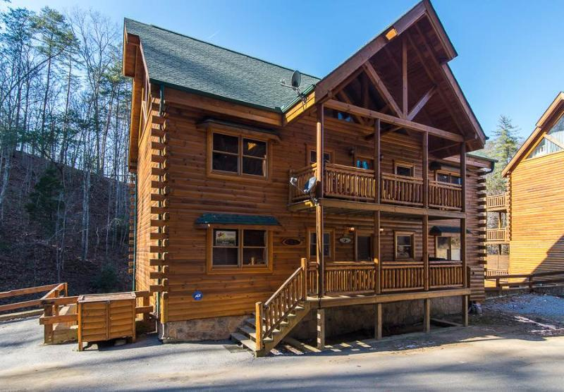 Rustic Cinema Lodge - Image 1 - Pigeon Forge - rentals
