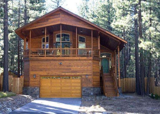 1164J-New Deluxe home with hot tub and all amenities, in town, near beaches - Image 1 - South Lake Tahoe - rentals