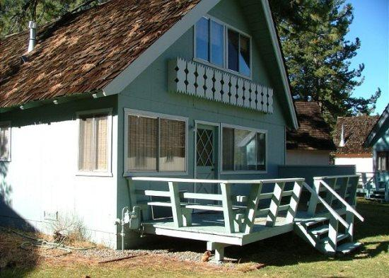 Affordable Tahoe cabin with an in town location - Image 1 - South Lake Tahoe - rentals
