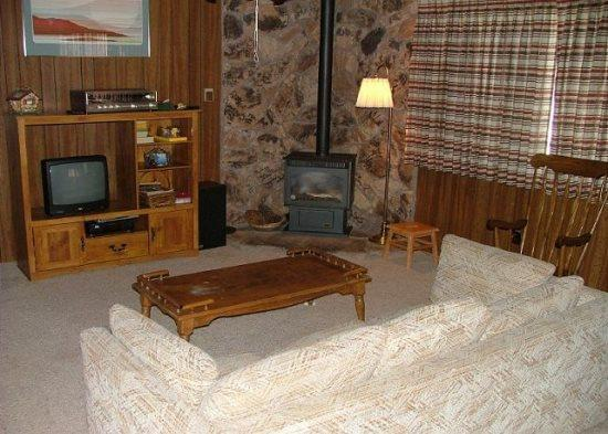 V21-Affordable Tahoe cabin with an in town location - Image 1 - South Lake Tahoe - rentals