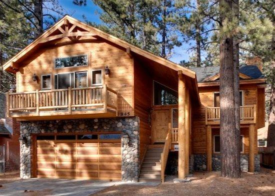 Beautiful, new Tahoe home just a block to the Lake with a private hot tub - Image 1 - South Lake Tahoe - rentals