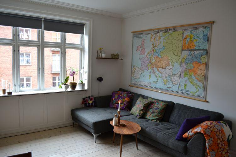Hveensvej Apartment - Bright Copenhagen apartment near Amagerbro metro - Copenhagen - rentals