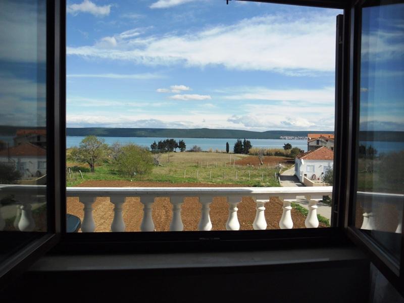 A2(4+1): window view - 00220DOBR A2(4+1) - Dobropoljana - Dobropoljana - rentals