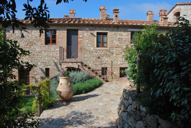 Casa Bartoli-your home in Tuscany - Casa Bartoli at Borgo Mummialla-your Tuscan home ! - San Gimignano - rentals