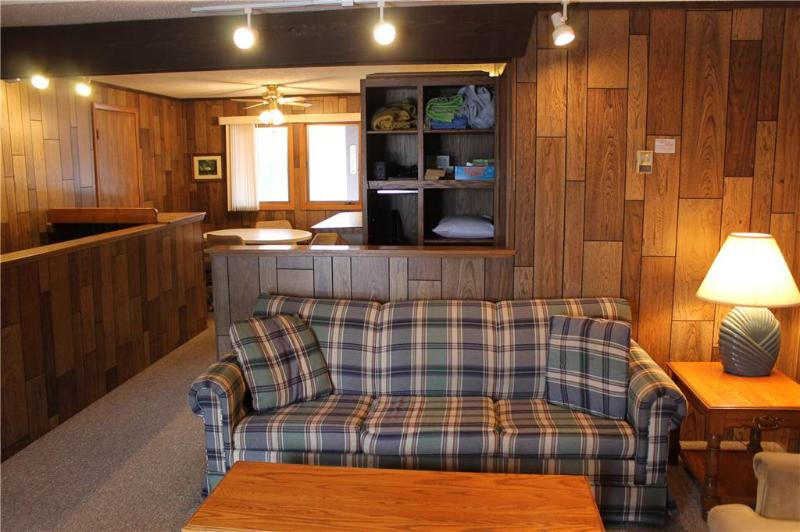 Located at Base of Powderhorn Mtn in the Western Upper Peninsula, A Simple Trailside Condo with a Shared Hot Tub & Allows Dogs - Image 1 - Bessemer - rentals