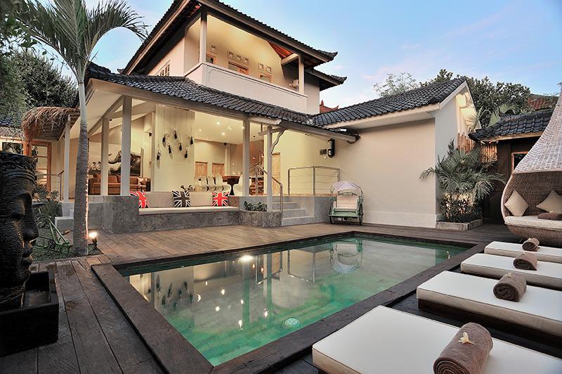 Family Friendly Villa At Affordable Prices - BEST LOCATION! 4BEDROOM! VILLA BU! SLEEPS 10 - Seminyak - rentals
