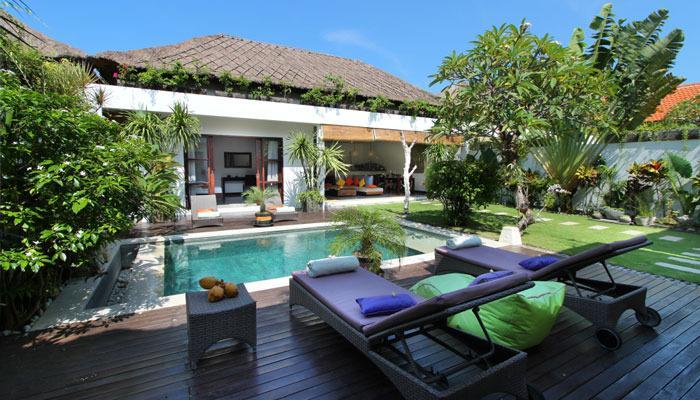 Cozy Tropical Villa 800 m Beach - Image 1 - Seminyak - rentals