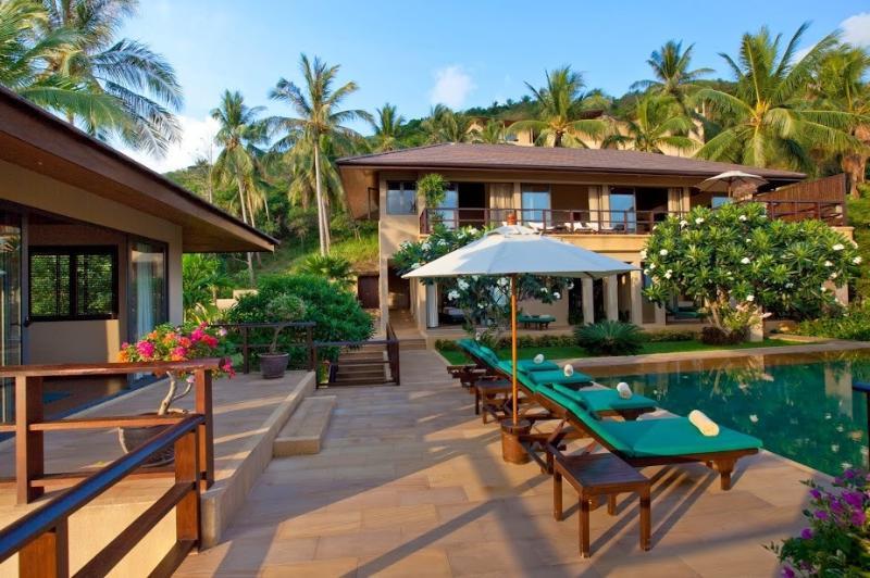 Villa 60 - Fantastic Sea Views (3 bedroom Option) - Image 1 - Bophut - rentals