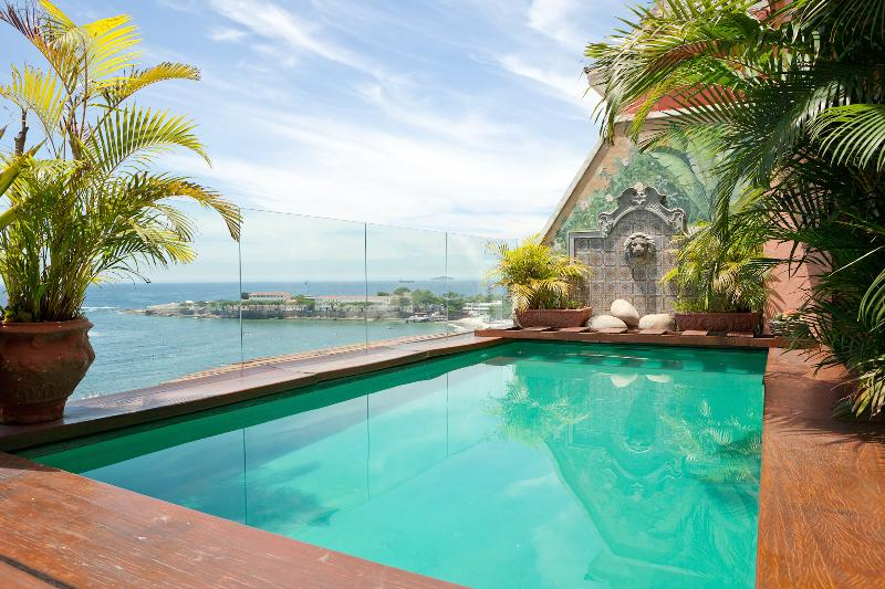 W44 - 3 Suite Penthouse with Private Pool - Image 1 - Rio de Janeiro - rentals