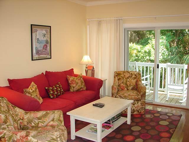 """126 Jungle Rd - """"The Retreat Villa #7-D"""" - Image 1 - Edisto Beach - rentals"""