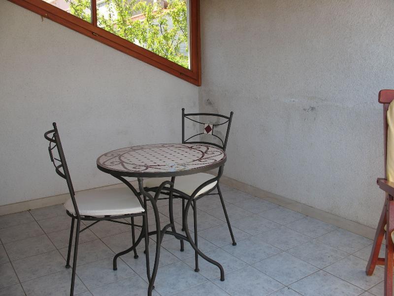 SA3(2): covered terrace - 04101BOL SA3(2) - Bol - Bol - rentals