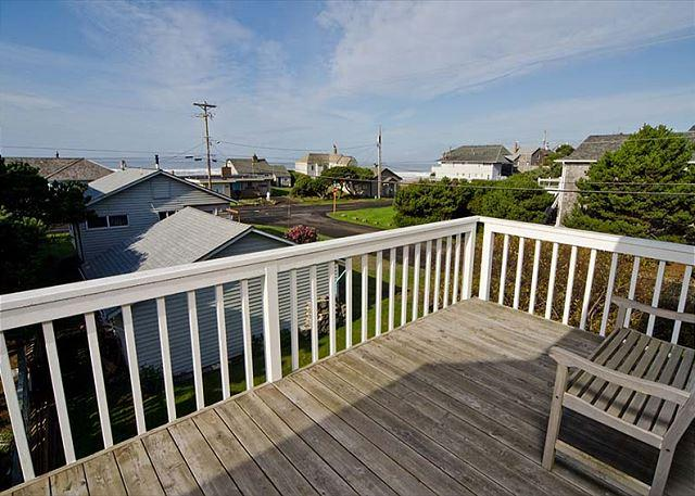 Beautiful Custom-Built Home in Lincoln City w/ Ocean Views - Image 1 - Lincoln City - rentals