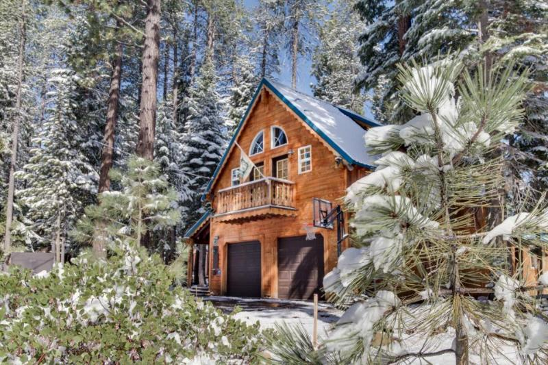 Family & dog-friendly retreat w/private hot tub & ping-pong table & shared pool! - Image 1 - Truckee - rentals