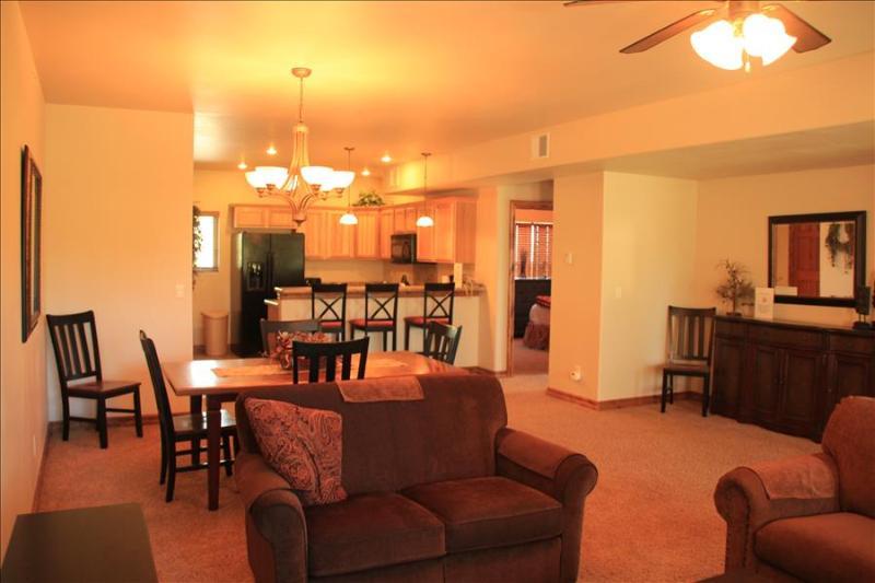 Pagosa Springs, CO Luxury Condo Links 2 bedroom, 2 bath - Image 1 - Pagosa Springs - rentals