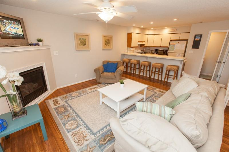 Living Room - 1734 Baltic Avenue - Virginia Beach - rentals