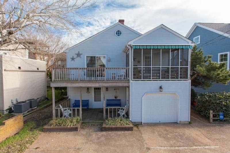 Exterior - 117 55.5 Street - Virginia Beach - rentals