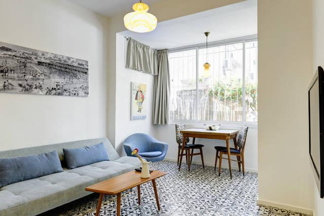 Sirkin -boutique apartment !!! - Image 1 - Tel Aviv - rentals