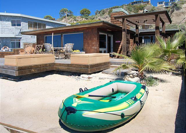 PRICES SLASHED!! Beach House on the Sand! Sleeps 9  #601 - Image 1 - Capistrano Beach - rentals