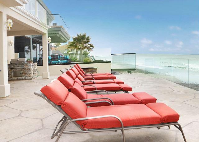 Beautifully Decorated Executive Beach House on the Beach! 625 - Image 1 - Dana Point - rentals