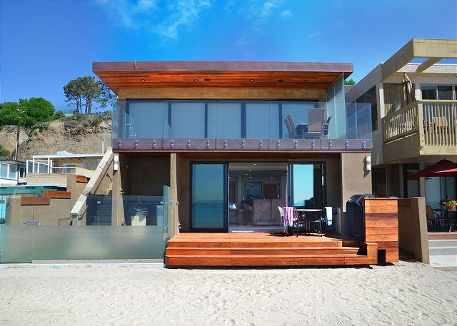 Modern New Beach Home Right on the Sand! Sleeps 9 - 093L - Image 1 - Dana Point - rentals