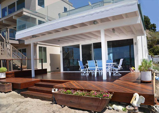 Modern Beach Condo on the Sand - Sleeps 6 to 12 (067L) - Image 1 - Capistrano Beach - rentals