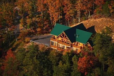 Lodge-Mahal - Image 1 - Sevierville - rentals