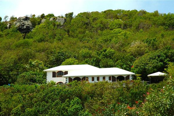 Attractive South American style villa with views over Grand de Sac WV KDY - Image 1 - Marigot - rentals