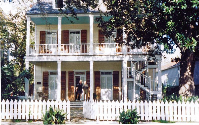 Duvigneaud House - Image 1 - New Orleans - rentals