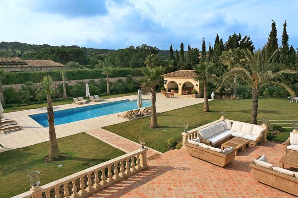 Outstanding 6 Bedroom St Tropez House, YNF CHE - Image 1 - Saint-Tropez - rentals