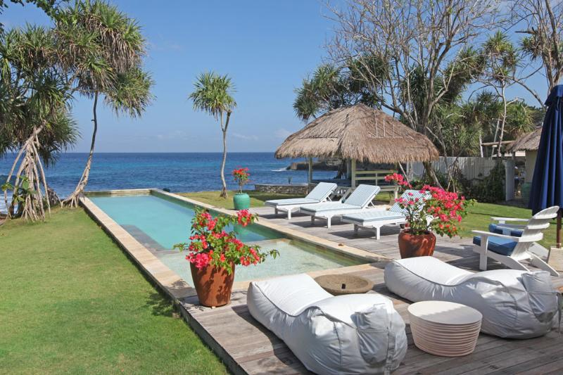 The pool - The Beach Shack - Nusa Lembongan - rentals