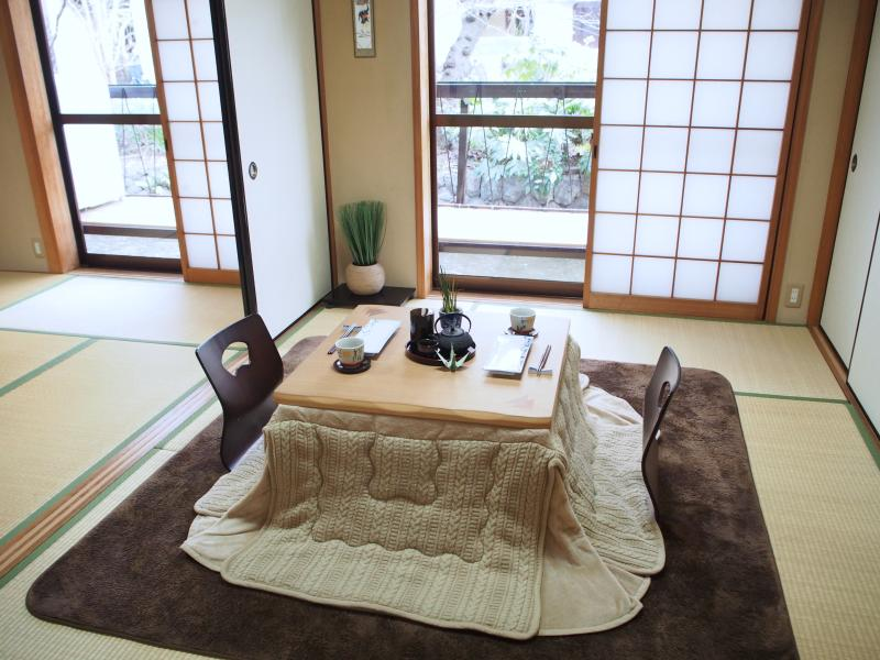 First room. - Kyoto Nice - Sakura River View - Kyoto - rentals