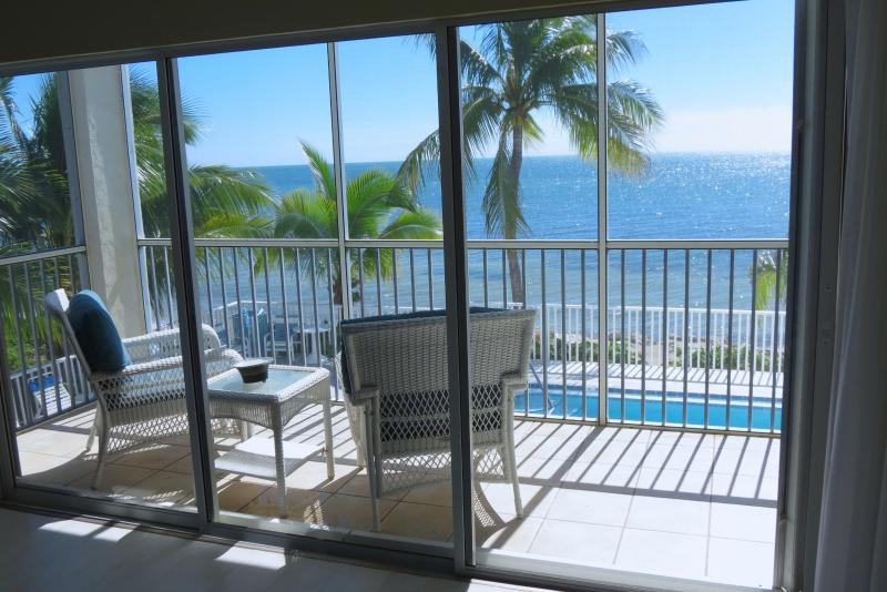 The View from the Condo - Amazing Ocean View Condo on the Beach! - Marathon - rentals
