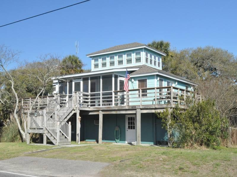 Arctic Palms - Arctic Palms - Folly Beach, SC - 3 Beds BATHS: 2 Full - Folly Beach - rentals